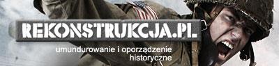Rekonstrukcja.pl - Umundurowanie i oporządzenie historyczne